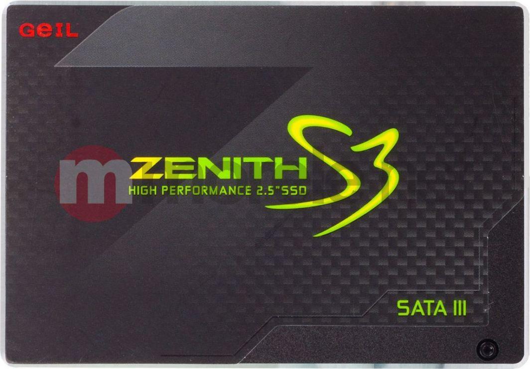 "Dysk SSD GeIL 60 GB 2.5"" SATA III (GZ25S3L-60G) 1"