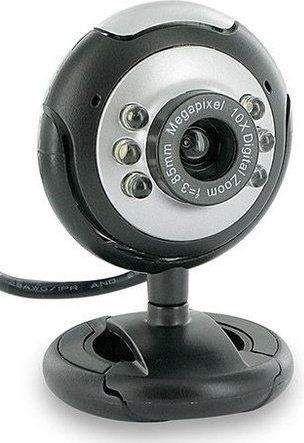 Kamera internetowa 4World Easy WebCam Z200 (07610) 1