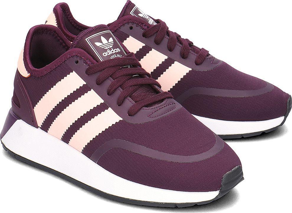 358f886b2eb48 Adidas Buty damskie Originals N-5923 bordowe r. 36 (B37988) w  Sklep-presto.pl