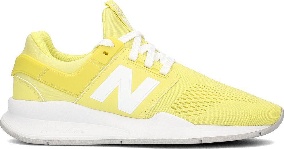 świetne dopasowanie najnowsza kolekcja dobra jakość New Balance Buty damskie WS247UG żółte r. 41 ID produktu: 5680596
