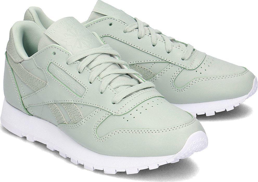 291b0260 Reebok Reebok Classic Leather PS Pastel - Sneakersy Damskie - CM9161 36 w  Sklep-presto.pl
