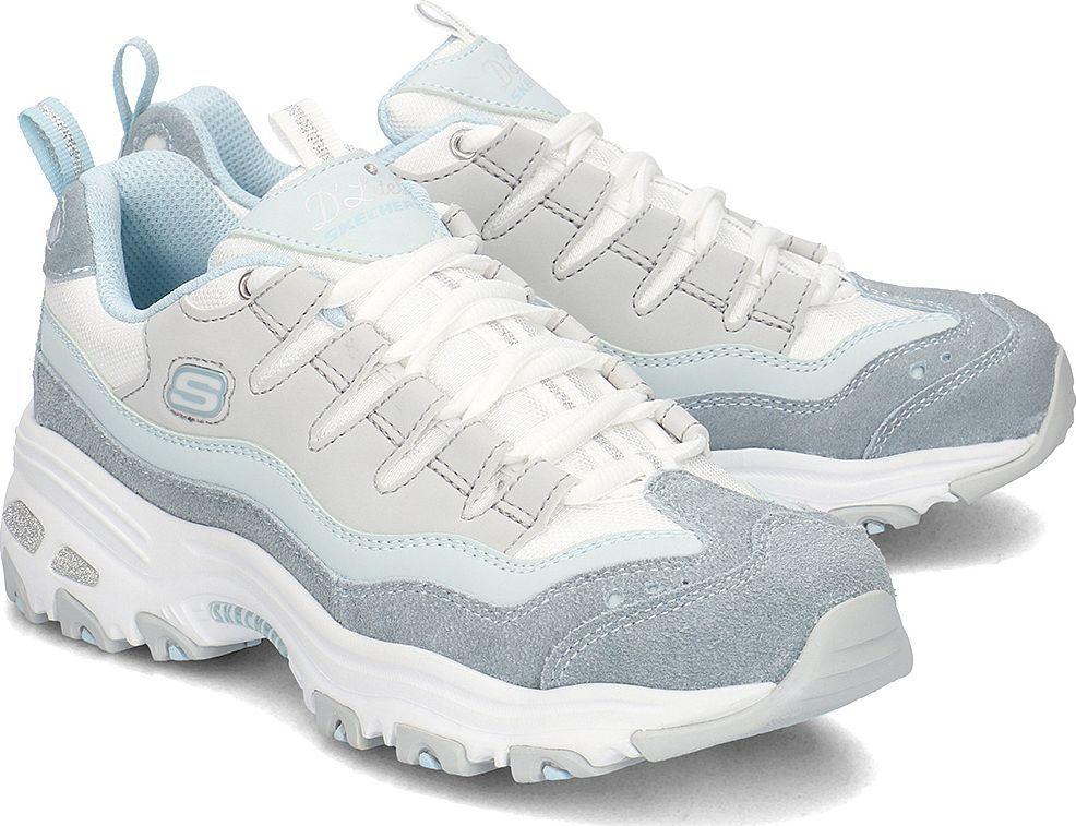 Skechers Skechers D Lites Sure Thing Sneakersy Damskie 13141LBGY 36 ID produktu: 5680685