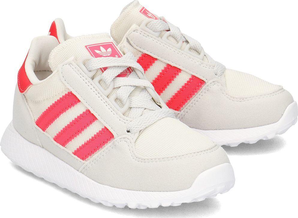 Adidas Buty dziecięce Originals Forest Grove beżowe r. 30 (B37748) ID produktu: 5684115