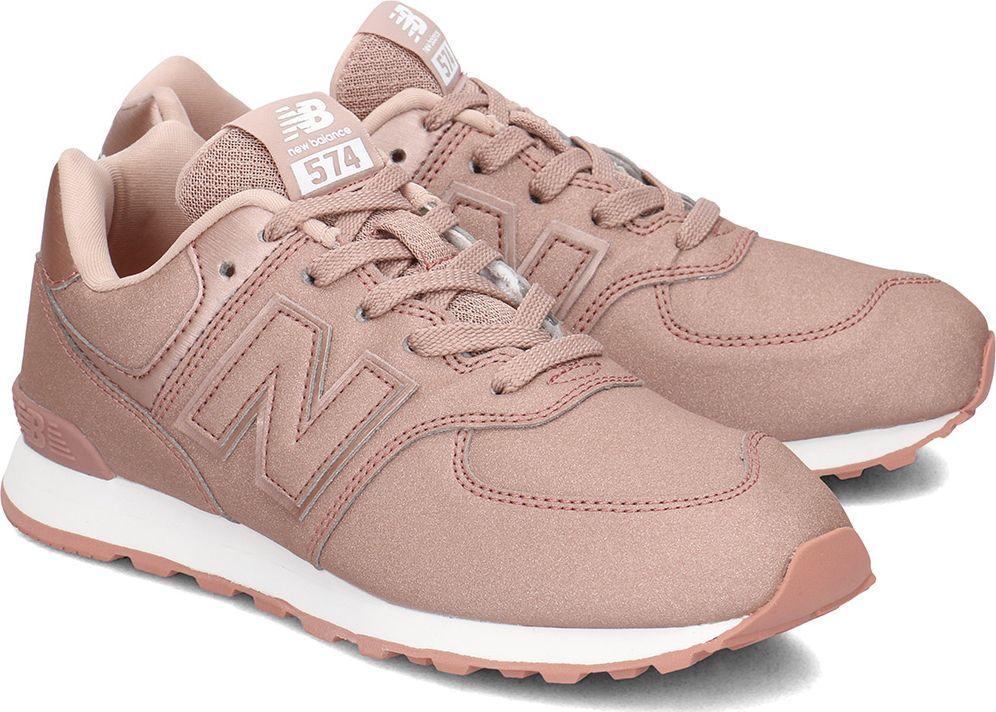 20cf93b291738 New Balance New Balance 574 - Sneakersy Dziecięce - GC574KA 37 w  Sklep-presto.pl