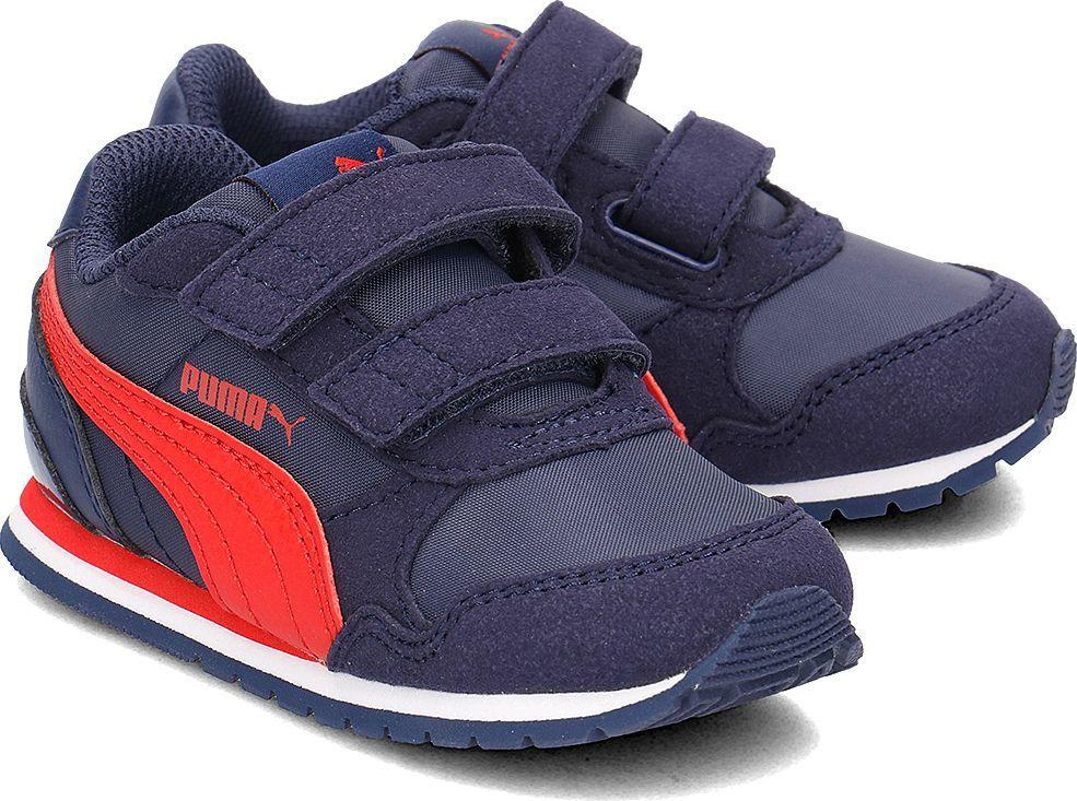 Sneakersy Męskie   Puma St Runner V2 Nl Ciemnoniebieski