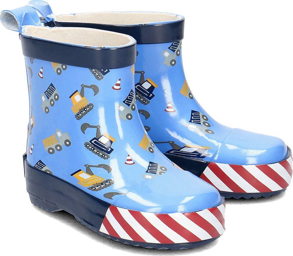 Playshoes Playshoes - Kalosze Dziecięce - 180348 17 - BLEU 25 1