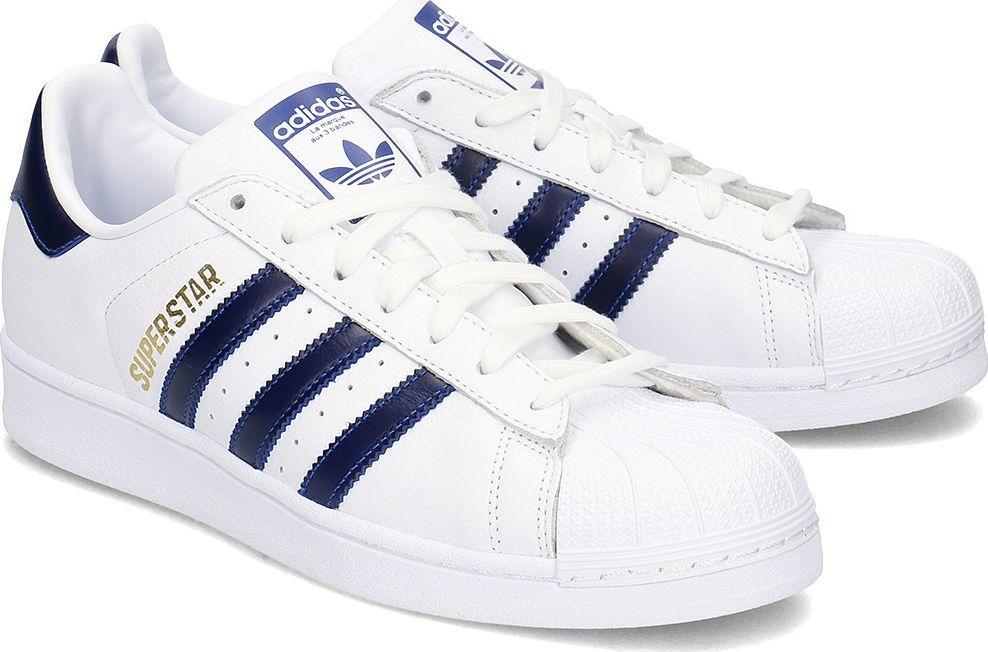 Buty Superstar Winter Adidas Originals (bia?o czarne)
