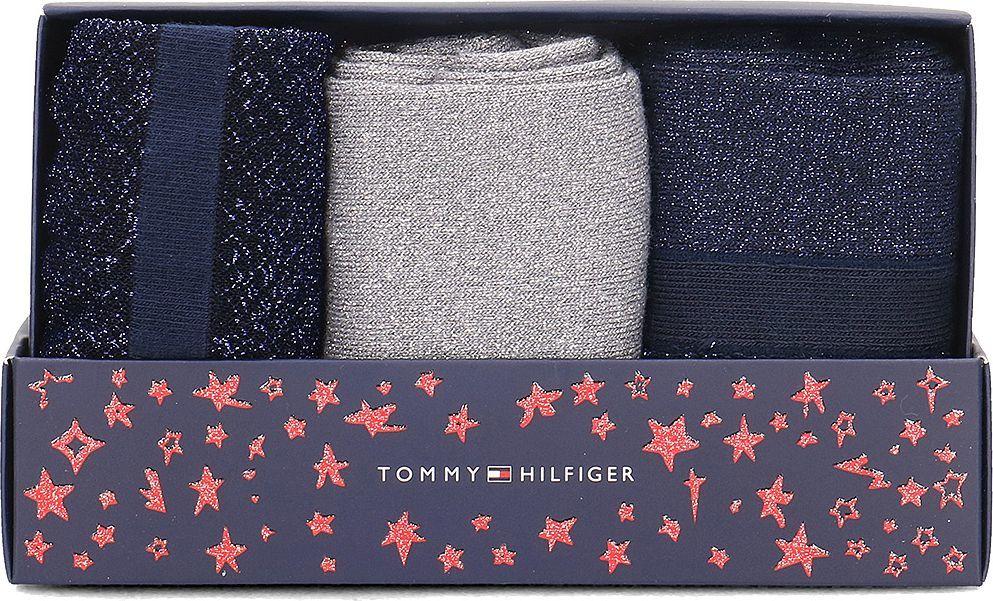 Tommy Hilfiger Tommy Hilfiger 3-Pack - Skarpety Damskie - 483016001 563 35/38 1