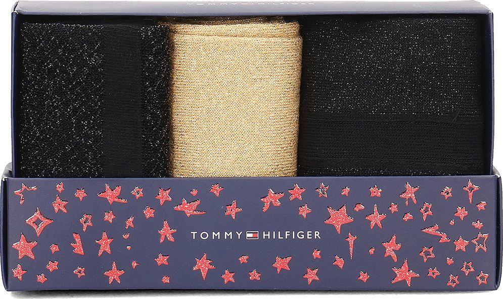 Tommy Hilfiger Tommy Hilfiger 3-Pack - Skarpety Damskie - 483016001 200 35/38 1