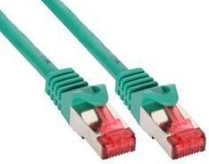 InLine 5m Cat.6 kabel sieciowy 1000 Mbit RJ45 - zielony ( 76405G ) 1