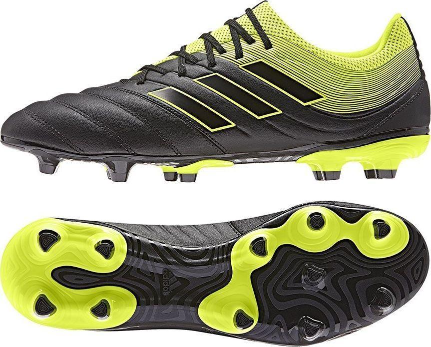 Adidas Buty piłkarskie Copa 19.3 FG BB8090 czarne r. 40 ID produktu: 5692768