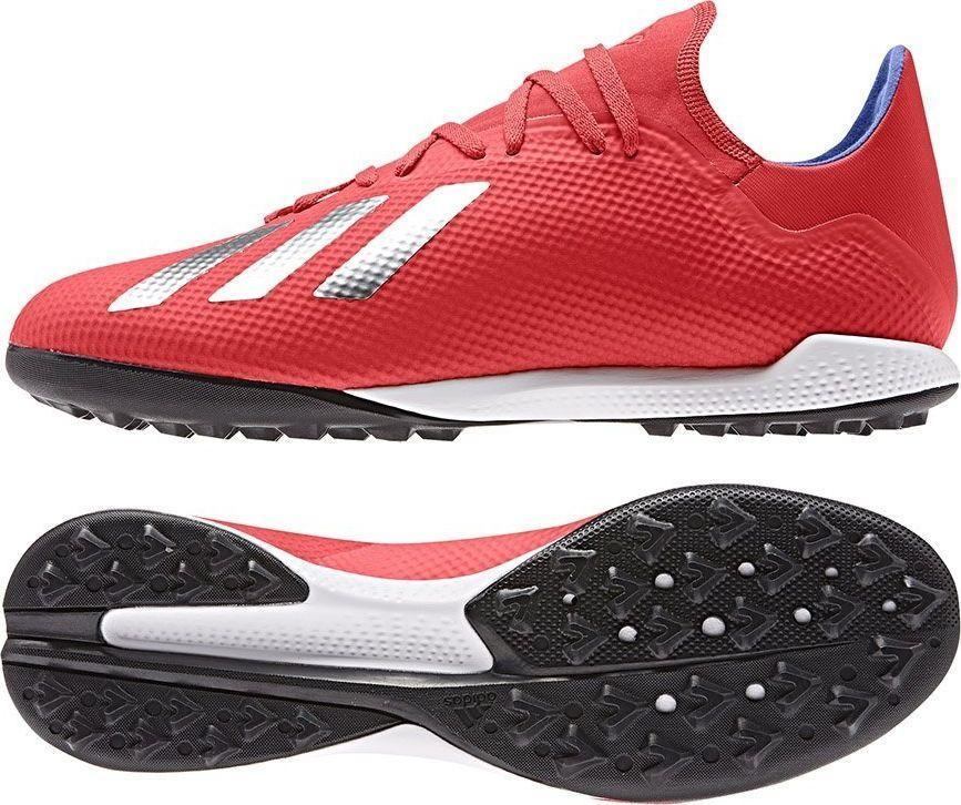 99c71d2a9180f Adidas Buty piłkarskie X 18.3 TF BB9399 czerwone r. 40 2/3 w Sklep-presto.pl