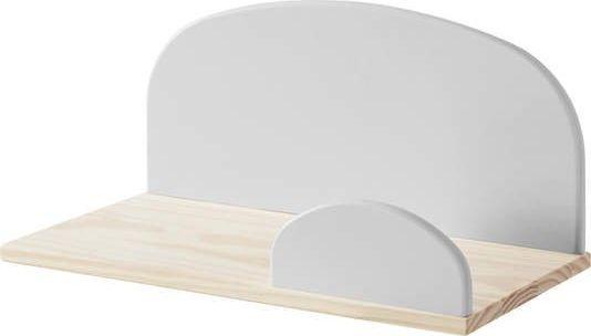 Vipack Półka Do łóżka Kiddy Grey Dla Dzieci 45cm Uniw Id Produktu 5698360