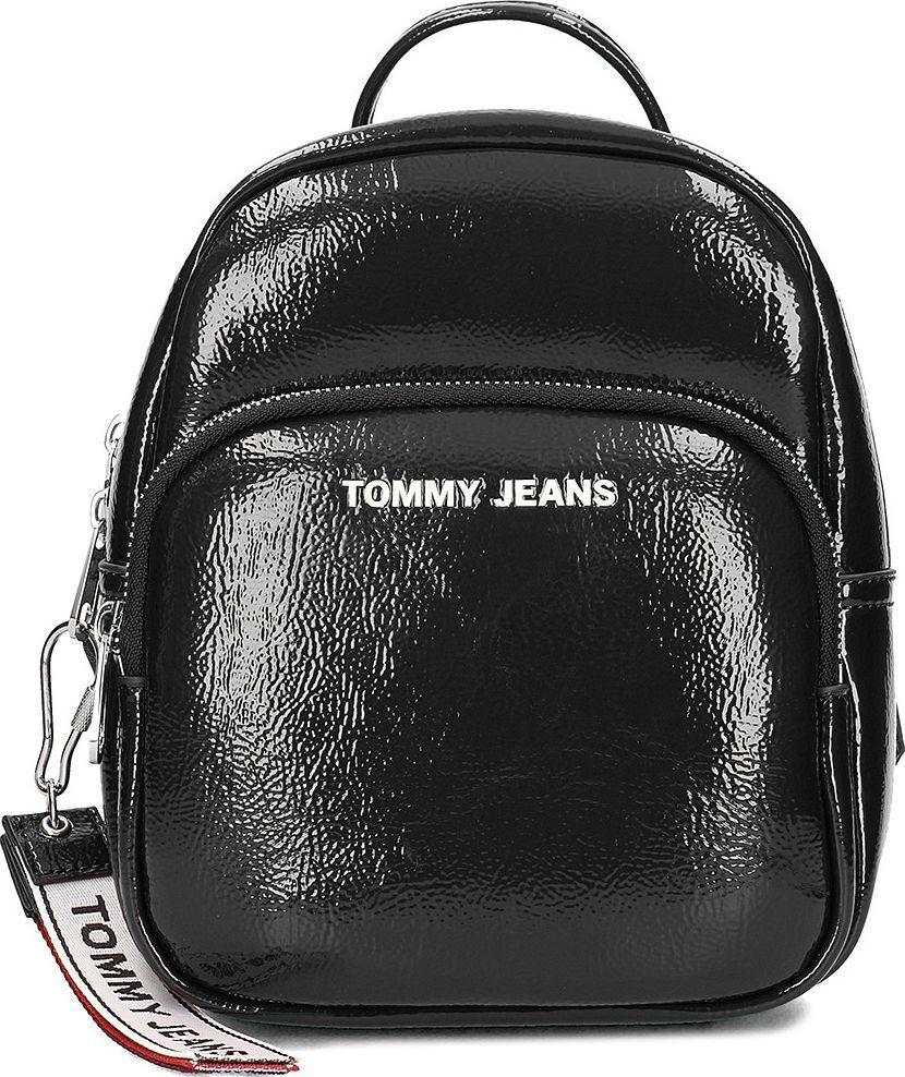 2cff53044e3f5 TOMMY HILFIGER Tommy Hilfiger Jeans Modern Girl Mini Backpack - Plecak  Damski - AW0AW06228 002 Uni w Morele.net