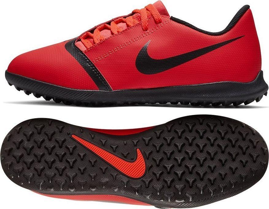 Nike Buty Junior Phantom Venom Club IC czerwone rozmiar 36 12 (AO0400 600) ID produktu: 5700712