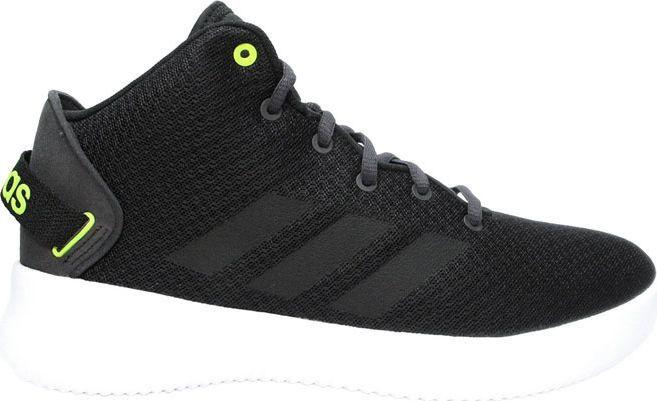 Adidas Buty m?skie Neo Cloudfoam Cf Refresh Mid czarne r. 48 (BB9907) ID produktu: 5702679