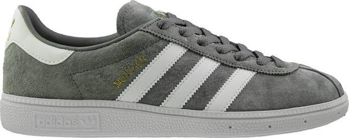 Adidas Buty męskie Munchen szare r. 42 23 (BY1720) ID produktu: 5703239
