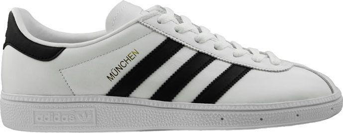 Adidas Buty męskie Munchen białe r. 47 13 (BY1725) ID produktu: 5703259