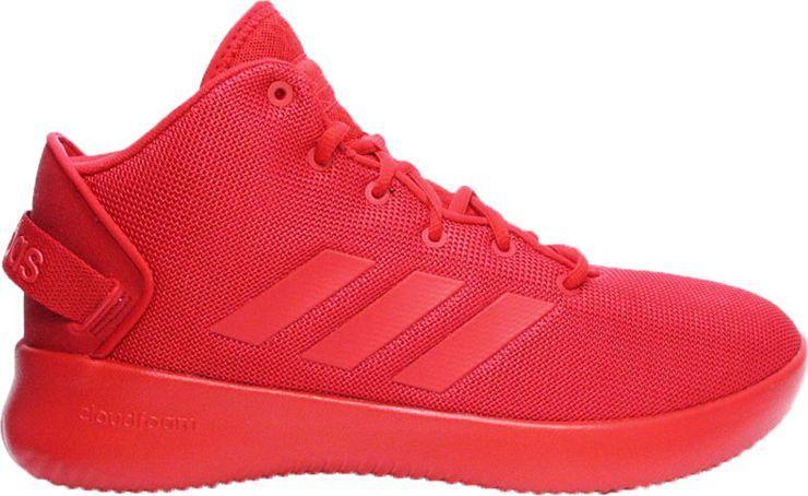 kupować nowe gorący produkt super promocje Adidas Buty męskie Neo Cloudfoam Cf Refresh Mid czerwone r. 45 1/3 (DA9669)  ID produktu: 5703262