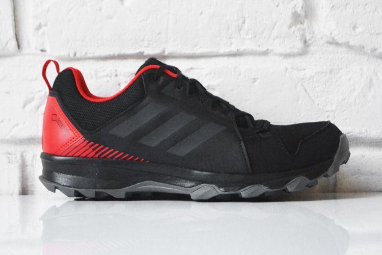 Adidas Buty m?skie Terrex Tracerocker Gtx czarno czerwone r. 44 (BC0434) ID produktu: 5703308
