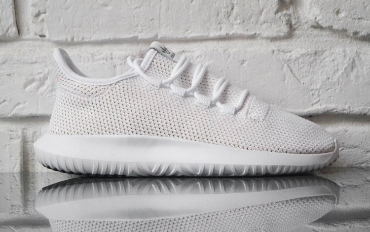 najlepsza wartość dobra tekstura na stopach zdjęcia Adidas Buty męskie Tubular Shadow białe r. 45 1/3 (DB2701) ID produktu:  5703326