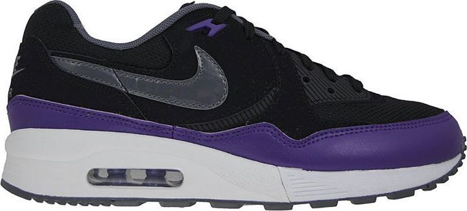 Nike Buty damskie Air Max Light Essential czarno fioletowe r. 38 12 (624725 006) ID produktu: 5703456