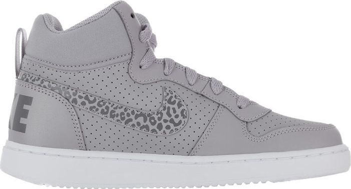 Nike Buty dziecięce Court Borough Mid Gs szare r. 37 12 (845107 003) ID produktu: 5703667