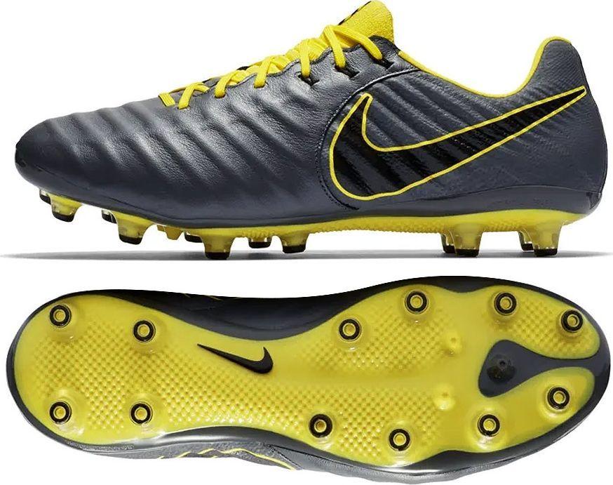 0d1690937 Nike Buty Nike Tiempo legend 7 Elite AG PRO AH7423 070 AH7423 070 szary 44  w Sklep-presto.pl