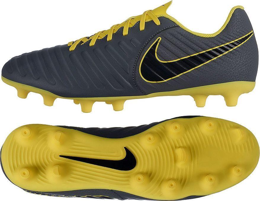 brand new 7a748 05d5f Nike Buty Nike Tiempo Legend 7 Club FG AO2597 070 AO2597 070 szary 40 w  Sklep-presto.pl