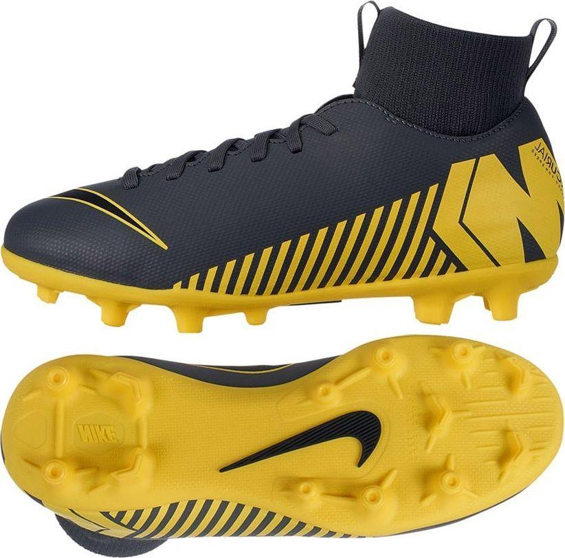 online retailer 6bf04 7aa6c Nike Buty Nike JR Mercurial Superfly 6 Club MG AH7339 070 AH7339 070 szary  38 w Sklep-presto.pl