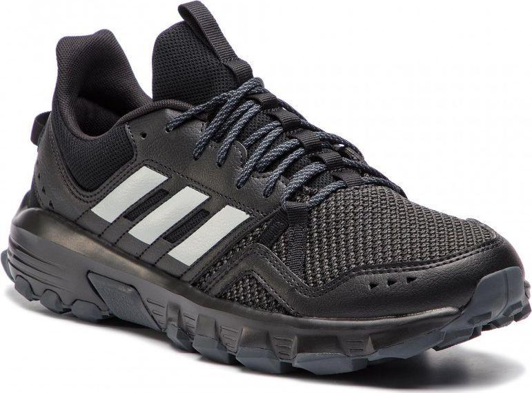 Adidas Buty męskie Rockadia Trail czarne r. 48 (F35860) ID produktu: 5706655