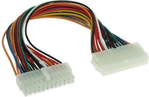 Molex PN Przedłużacz ATX - 24 pin ( 26629 ) 1