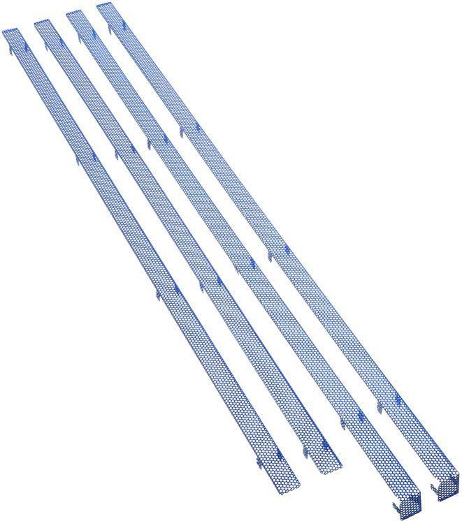 BitFenix Mesh-Stripes do Shinobi XL - granatowe (BFC-SNX-500-DBX-SP) 1