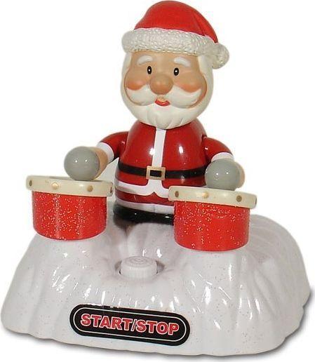 Drumming Music-Santa 1