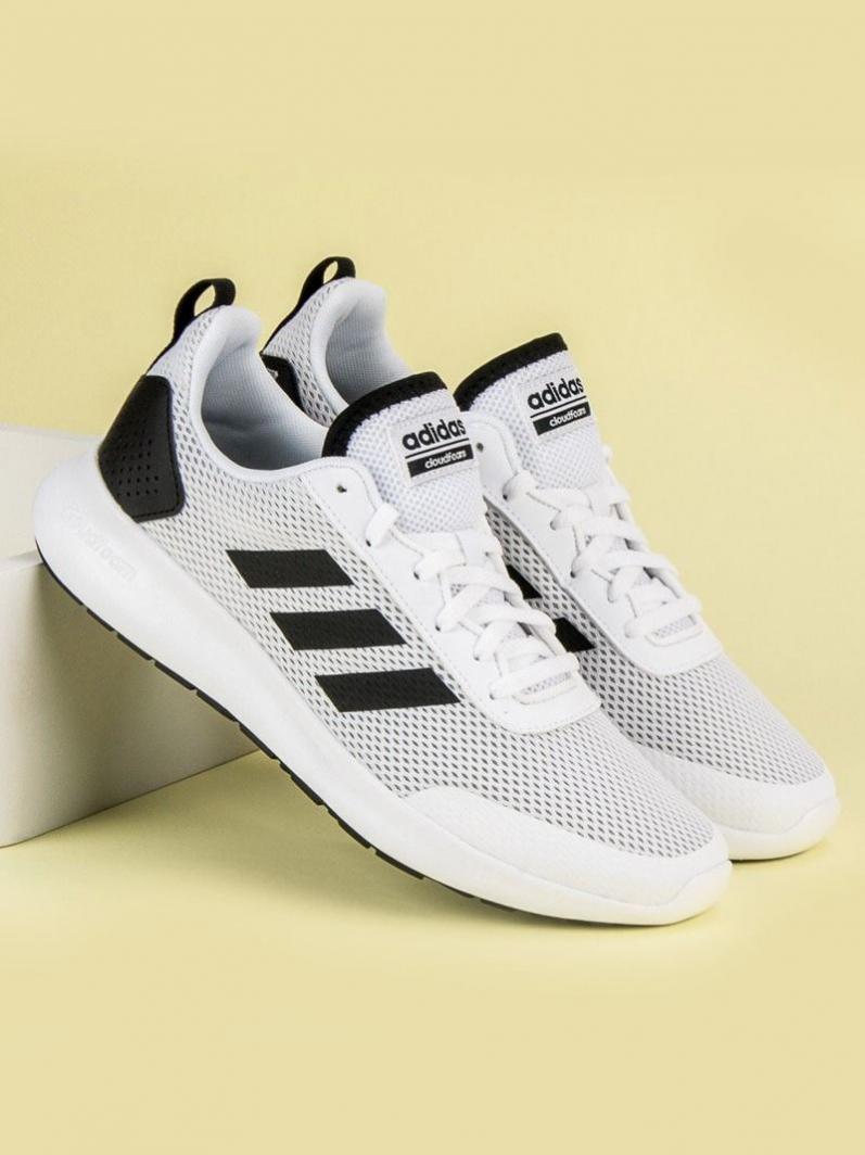 Adidas Buty męskie Argecy białe r. 43 (B44856) ID produktu: 5728534