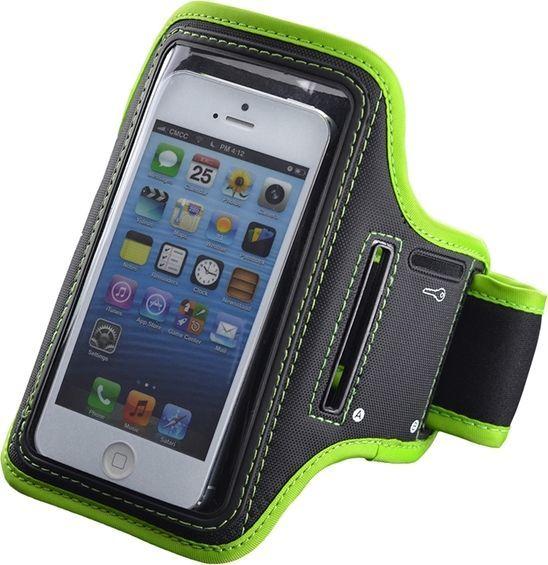 MEE audio Uniwersalna opaska na ramię (futerał, case) na smartfony (telefony) Apple iPhone / Samsung Galaxy i inne oraz przenośne odtwarzacze do 4.9 cala - MEE Audio Universal Armband 1