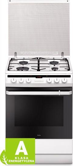 Kuchnia Gazowo Elektryczna Amica 618ge333hzptanqw Id Produktu 573821