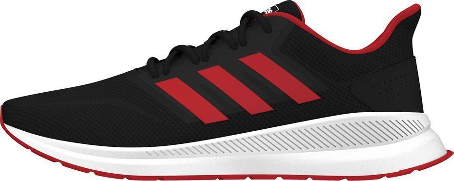 Adidas Buty m?skie Runfalcon czarne r. 42 23 (G28910) ID produktu: 5746743