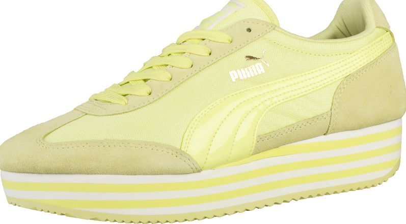 Puma Buty damskie SF77 Platform żółte r. 38.5 (38355806 10) ID produktu: 5748370