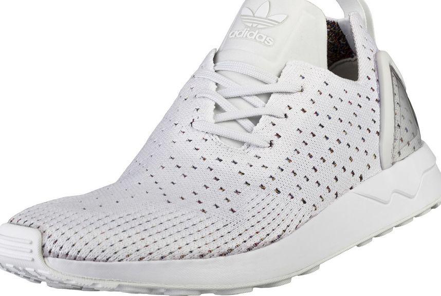 f278c9c2f Adidas Buty męskie ZX Flux ADV Asymmetrical Primeknit białe r. 43 1 3  (S76369) w Sklep-presto.pl