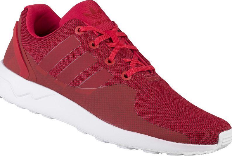 b151f81b17fbd Adidas Buty męskie Zx Flux Advanced Tech czerwone r. 44 2/3 (S76394) w  Sklep-presto.pl