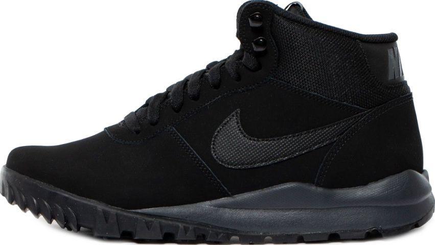 68dfc2c7e0 Nike Buty męskie Hoodland Suede black r. 41 (654888-090) w Sklep-presto.pl