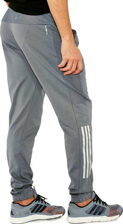 Adidas Spodnie męskie Cool365 Pant Kn szare r. XS (S18220) ID produktu: 5750420