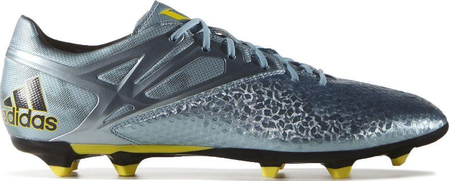 ekskluzywny asortyment duża obniżka najlepiej sprzedający się Adidas Buty piłkarskie Messi 15.2 Fg/Ag srebrne r. 40 2/3 (B23775) ID  produktu: 5751044