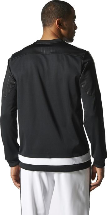 Adidas Bluza męska Tiro15 Sweat Top czarna r. XXL (S22426) ID produktu: 5751151