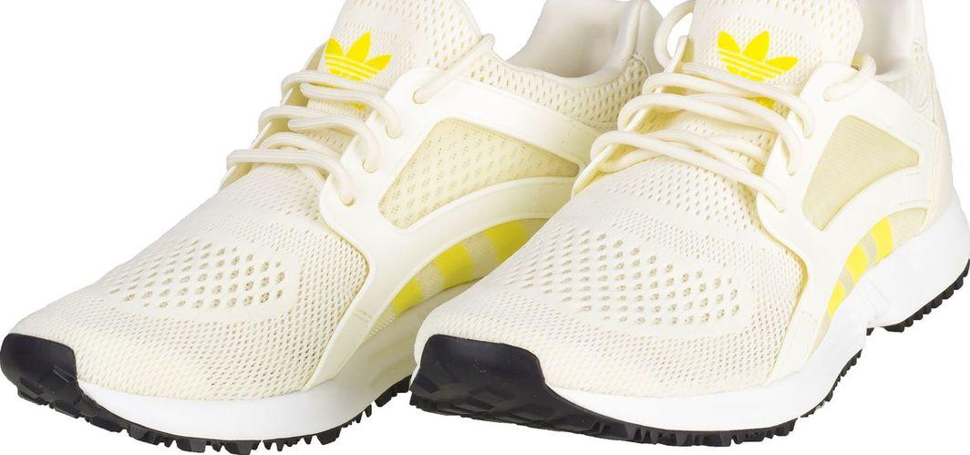 Adidas Buty damskie Racer Lite Em biało żółte r. 36 (B35578) ID produktu: 5751482