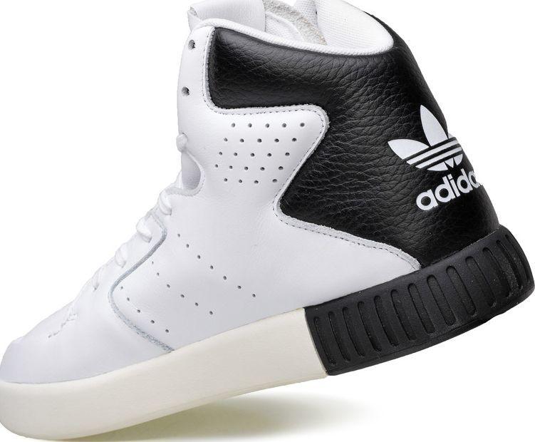 Adidas Buty damskie Tubular Invader 2.0 biało czarne r. 38 23 (BB2072) ID produktu: 5751601