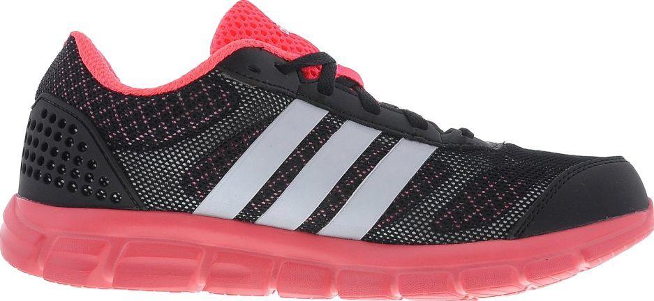 67a6d6064d387 Adidas Buty damskie Breeze 202 2 czarne r. 37 1/3 (B39795) w Sklep-presto.pl