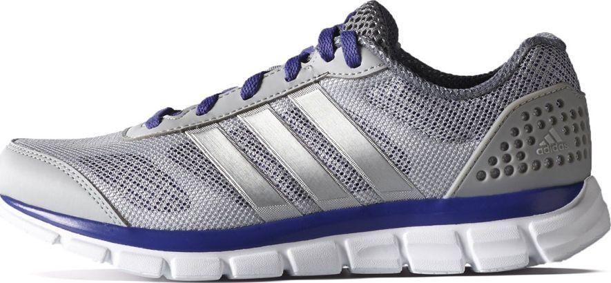 Adidas Buty damskie Breeze 202 2 szare r. 39 13 (M18415) ID produktu: 5751694