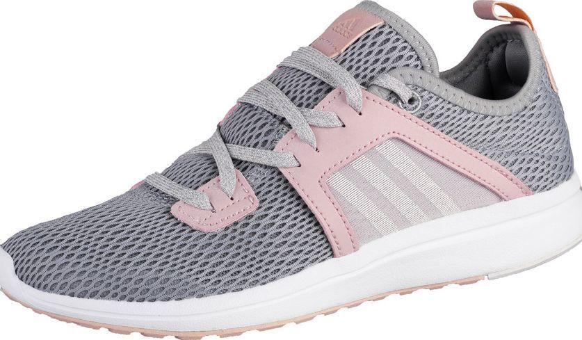 Adidas Buty damskie Durama szaro różowe r. 36 23 (AQ5114) ID produktu: 5751814